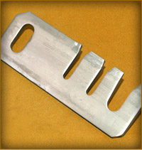 Latch for Cement Forms